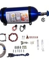 Nitrous system for 4 Cylinder - 35-125 Hp / with Bottle